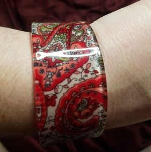 Bloomingdales Resin Cuff Bracelet
